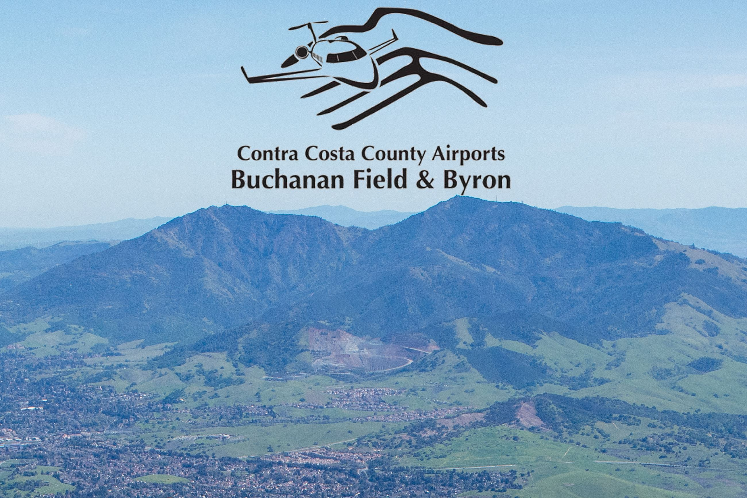 Welcome to Buchanan Field located in the heart of the Bay Area and the gateway to East County at the Byron Airport.