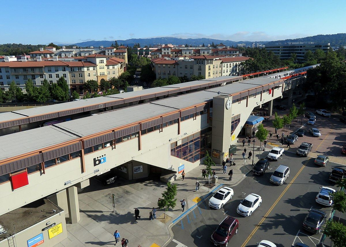 Image of Contra Costa Centre BART