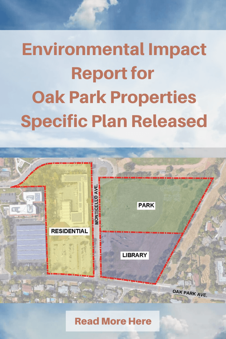 Environmental Impact Report for Oak Park Properties Specific Plan Released (2)