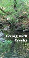 Living with Creeks Cover Opens in new window