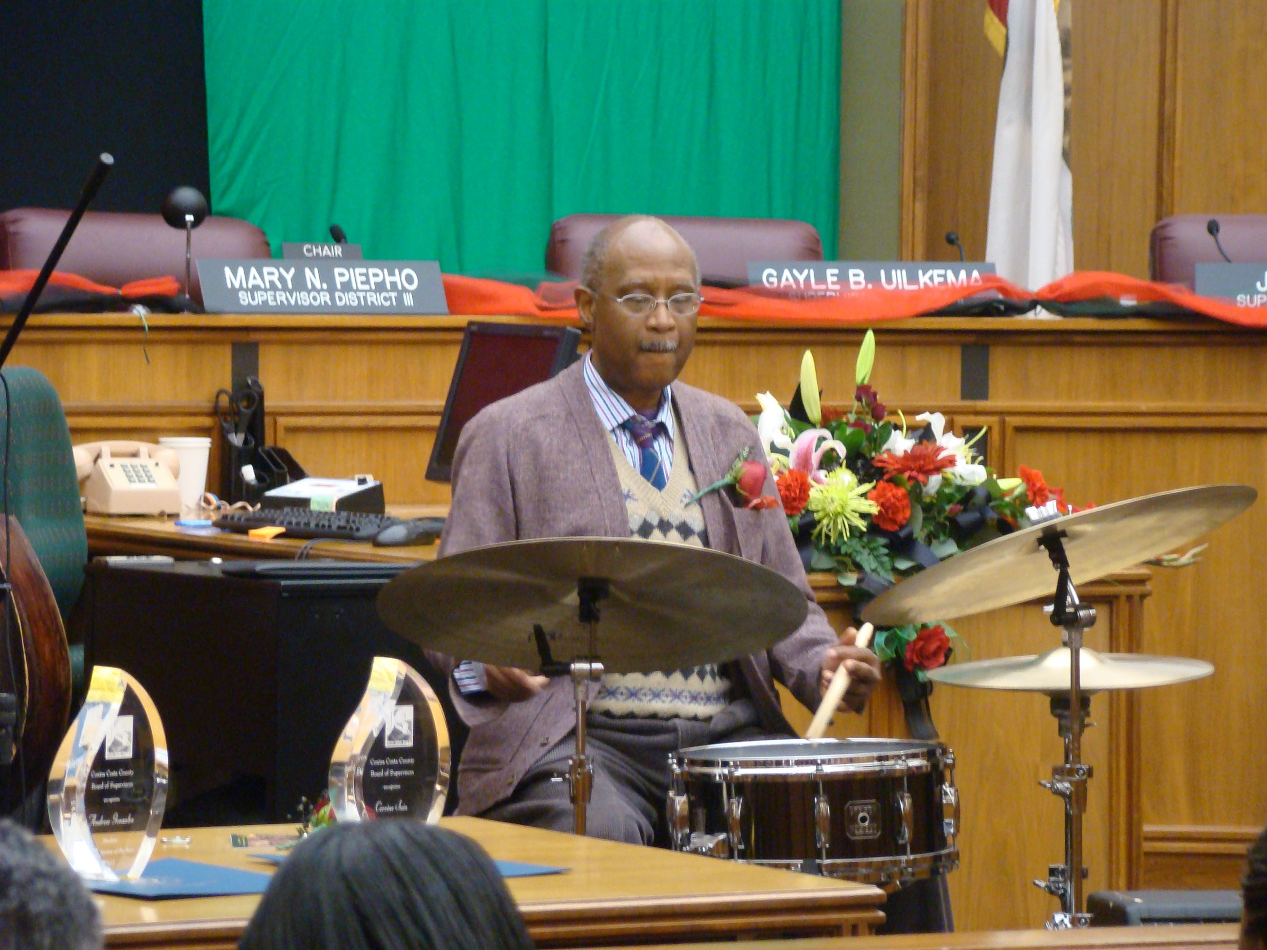 Dr. Martin Luther King, Jr. 2012 Ceremony